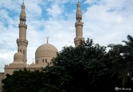 Mezquita de Jumeirah. Dubai.